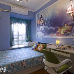 简约家儿童房装修图