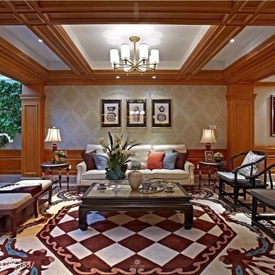 新古典居家地下室装修图集