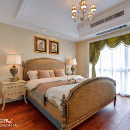 家装欧式风格卧室设计