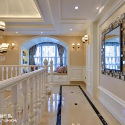 家装欧式格调过道设计