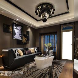 時尚家居現代客廳裝修圖集