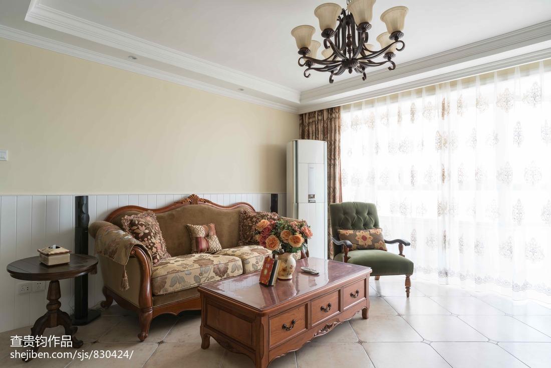 经典美式别墅装修