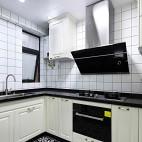家装简约美式厨房设计