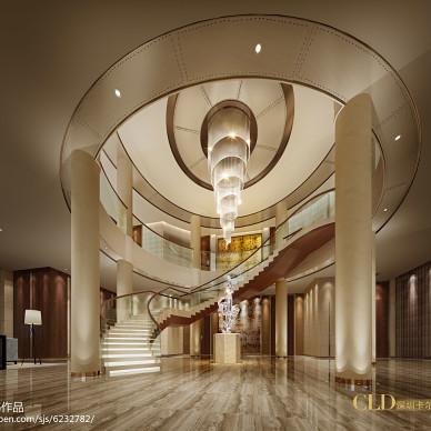 卡尔设计CLD——别墅会所_2299461