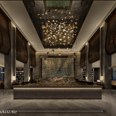 卡尔设计CLD——惠州宝能生态城行销中心_2300934