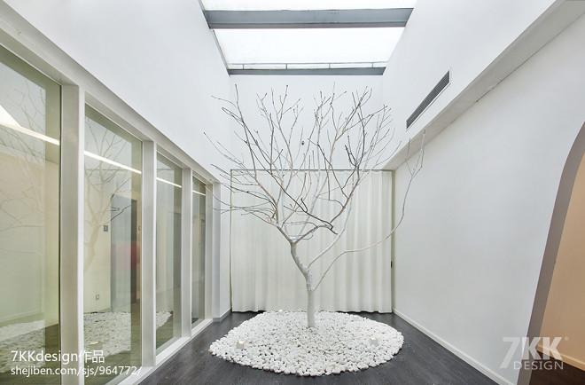 上海时尚美容体验馆办公室设计_230