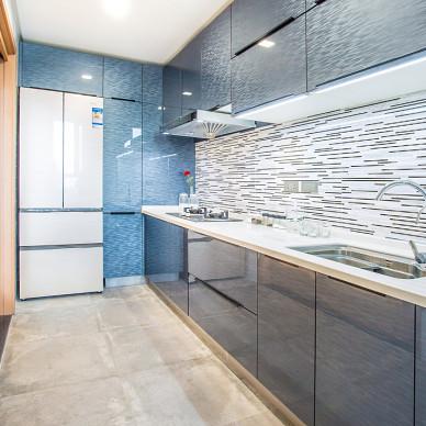 家装简约格调厨房设计