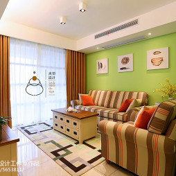 時尚現代風格客廳設計