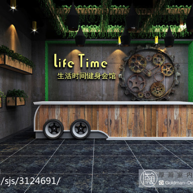 LIFE  TIME 健身会馆_2303466