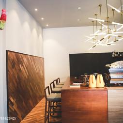CARLLY咖啡馆吧台设计