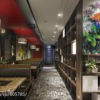 【黄记煌】餐饮空间过道设计