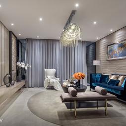 时尚家装现代客厅设计