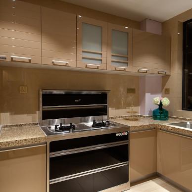 时尚家居混搭厨房设计