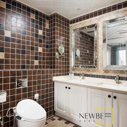 家装时尚美式卫浴装修
