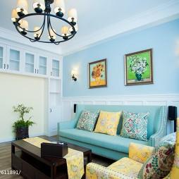 欧式时尚家装客厅设计图