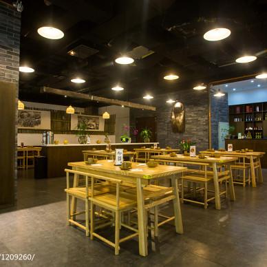 典雅公装餐厅餐桌设计