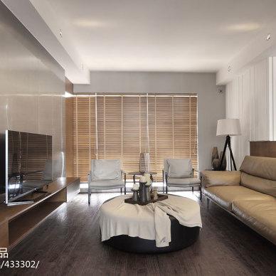 现代家居格调客厅设计