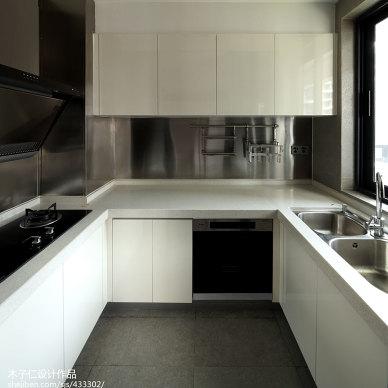 现代家居格调厨房设计