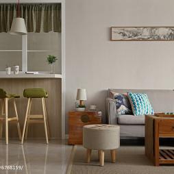 家装时尚日式风吧台设计