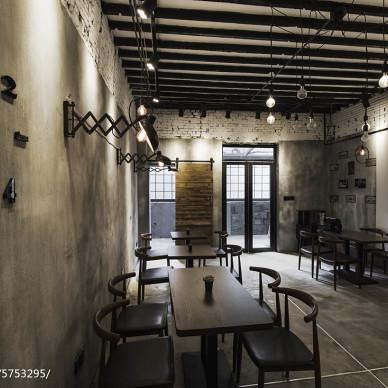 古雅時尚咖啡廳布局設計