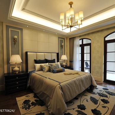 家装典雅欧式卧室设计