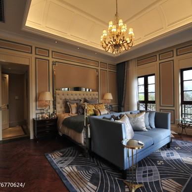 家装风欧式卧室装修图