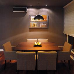 现代家装风格餐厅设计
