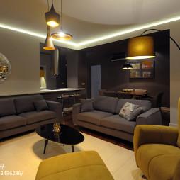 现代家装风格客厅设计