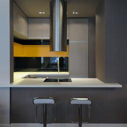 现代家装风格吧台设计
