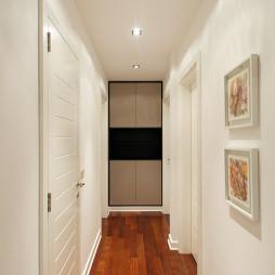 现代家装风格过道设计