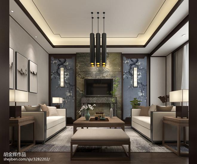 新中式风格,东方美学现代演绎_232