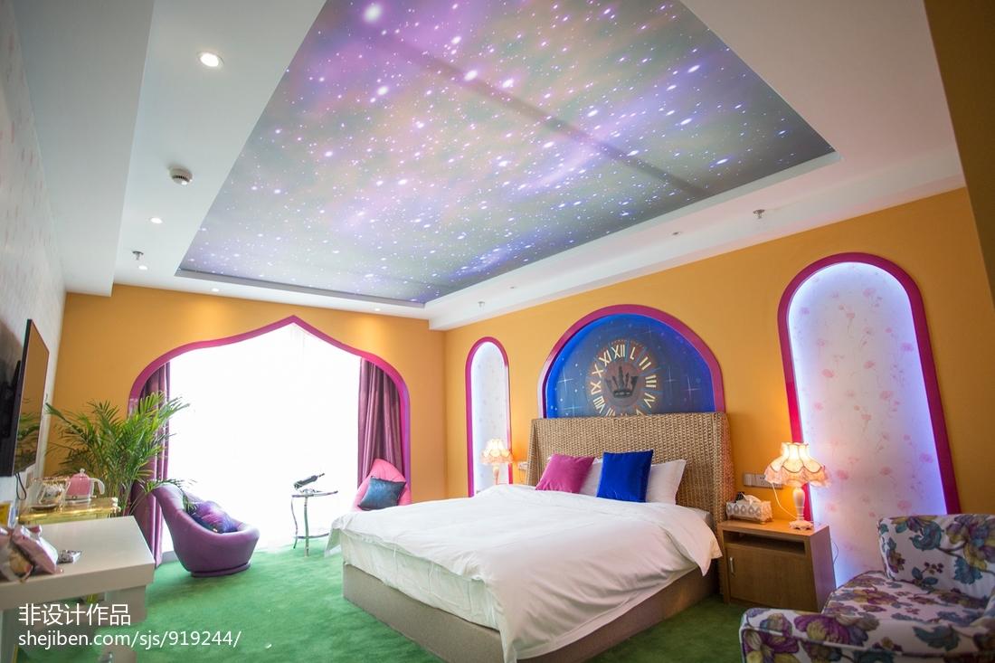星语星愿主题酒店设计