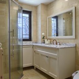 静谧美式卫浴设计