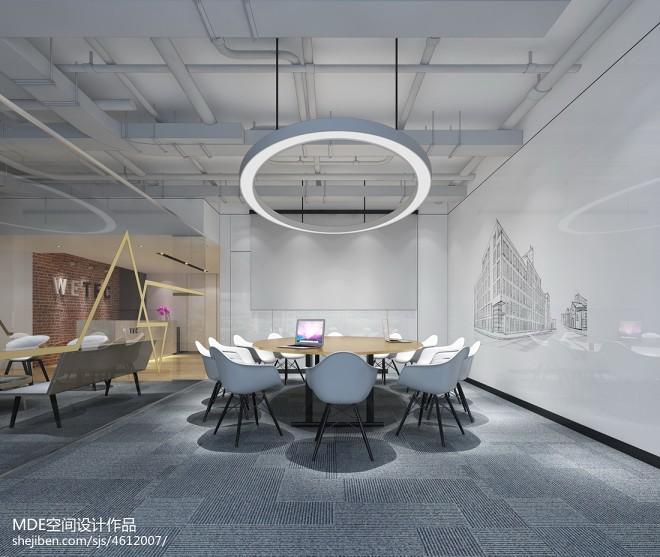 ◣新科技◥-科技公司办公室_2331