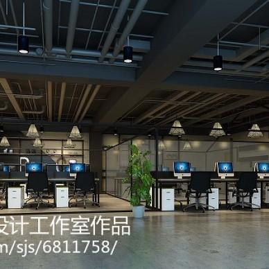 广州某孵化器空间设计_2333527