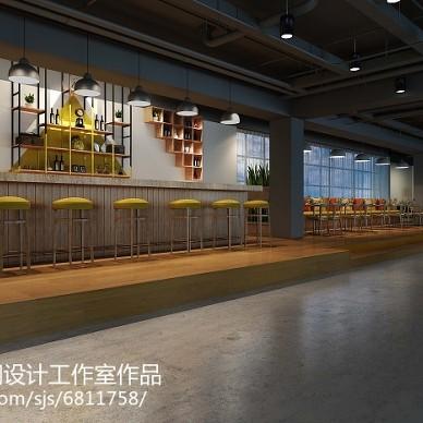 广州某孵化器空间设计_2333528