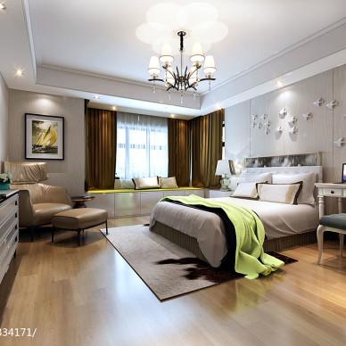 现代简约宅室内设计_2337577
