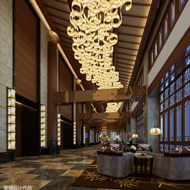 中式度假酒店_2340845