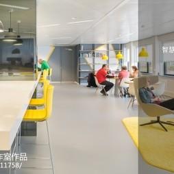 深圳神奇百货智慧广场新办公室软装设计方案_2342377