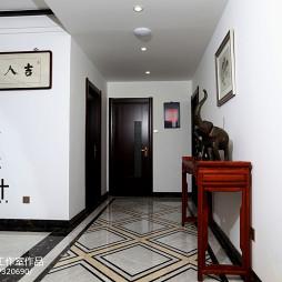 中式家装格调过道设计
