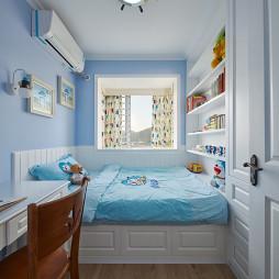 清新美式儿童房装修