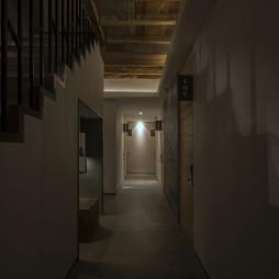 HY·53精品酒店过道装修