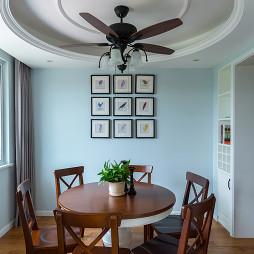 美式风格家装吊顶设计图