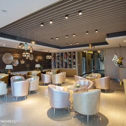 良渚新城售楼处设计