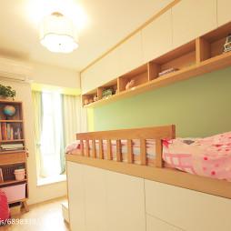 日式风格儿童房装修