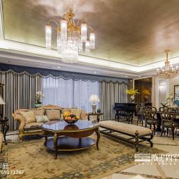 精美欧式客厅装饰图