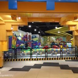 儿童乐园装修设计大全