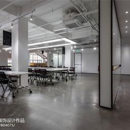 上海华与华策略咨询公司办公室办公区装修
