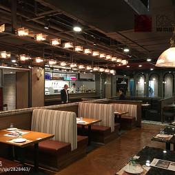 西餐厅装修图片欣赏