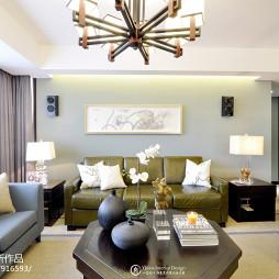 中式風格客廳裝修